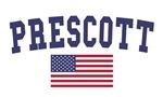 Prescott US Flag