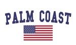 Palm Coast US Flag