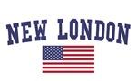 New London US Flag