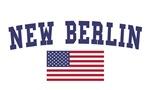 New Berlin US Flag
