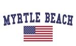 Myrtle Beach US Flag