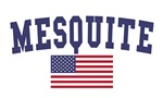 Mesquite US Flag