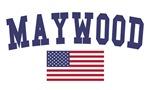 Maywood US Flag