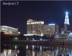 City Skyline Scenics from Hartford, CT