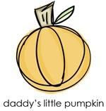 Daddy's Little Pumpkin