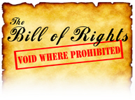VOID BILL OF RIGHTS!
