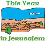 This Year in Jerusalem-White
