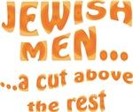 Jewish Men Cut Above the Rest
