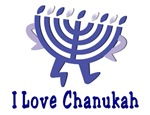 I Love Chanukah