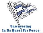 Unwaverling In The Quest For Peace
