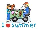 Jewish Kids Love Summer