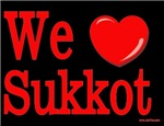We Love Sukkot