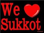 We Love Sukkot
