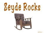 ZEYDE ROCKS  FUNNY YIDDISH