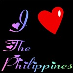 I Love The Philippines Gifts