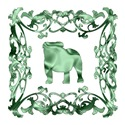 Bulldog Green Ornamental Lattice