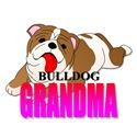 Bulldog Grandma