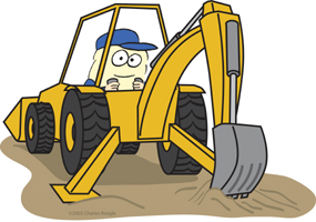 Backhoe Guy