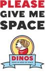 DINOS Dog T-Shirts