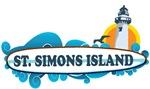 St. Simons Island - Surf Design.