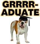 Graduation Bulldog