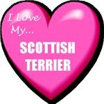 Scottish Terrier Lover T-Shirts