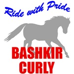 Ride With Pride Bashkir Curly Horse