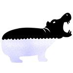 Half A Hippo T-Shirt