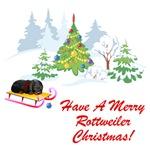 Rottweiler Christmas