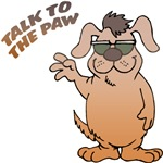 Talk To The Paw Dog