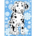 Holiday Dalmatian T-Shirt