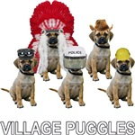 Village Puggles T-Shirts