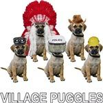 Puggle T-Shirt - Village Puggles