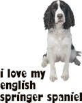 I Love My Springer Spaniel