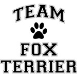 Team Fox Terrier T-Shirts