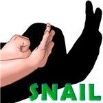 SHADOW PUPPET SNAIL