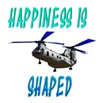 Happiness is a CH-46