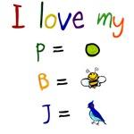 I Love My PBJ