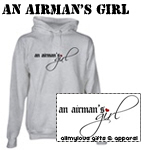 An Airman's Girl T-Shirts and Gifts