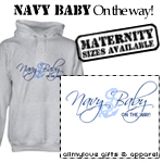 Navy Baby on the way!