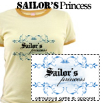 Sailor's Princess Tees and Gifts