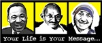 Your life is your message ~ Your life is your message...