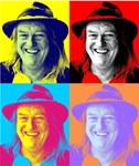 Pop Art Phil Harding