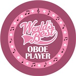 OBOE PLAYER (Worlds Best) T-SHIRT GIFTS