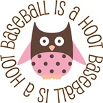 BASEBALL IS A HOOT OWL TEES AND GIFTS