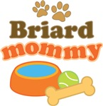 Briard Mommy T-shirts and Gifts