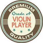 Violin Player T-shirts (Premium Quali