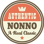 Authentic Nonno Vintage Gifts and T-Shirts