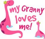 My Granny Loves Me grandchild gifts