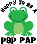 Hoppy to be a Pap Pap Gifts and T-shirts